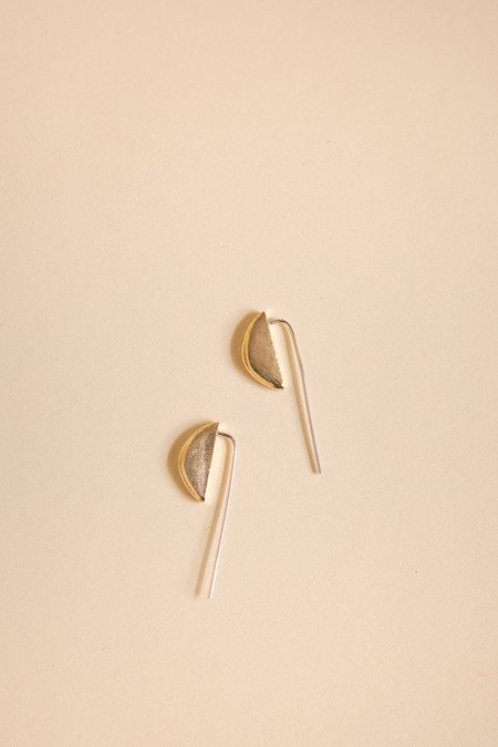 Kiki Koyote Slope Earrings