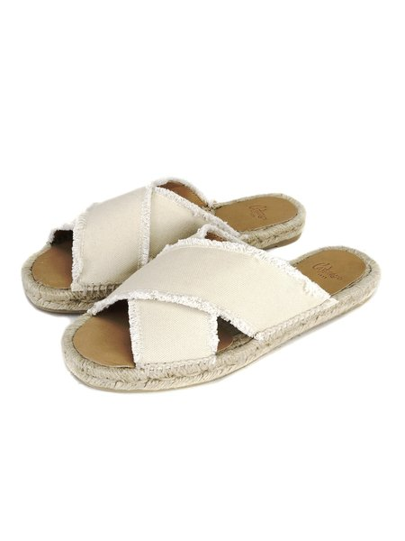 Castaner PALMERA/001 shoes - IVORY