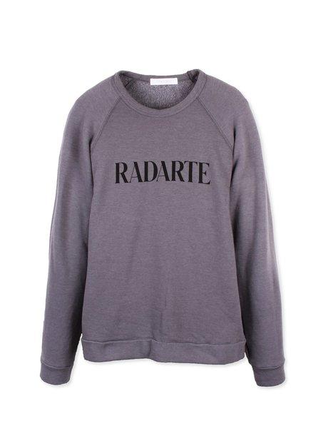 Radarte Sweatshirt - Black