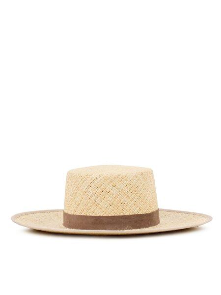 Janessa Leone ROSIE hat - natural