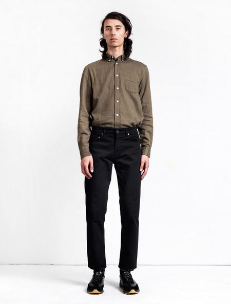 Acne Studios Ash Jeans Black