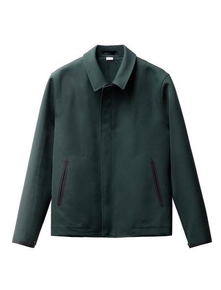 Childs Cover Jacket Bonded Herringbone