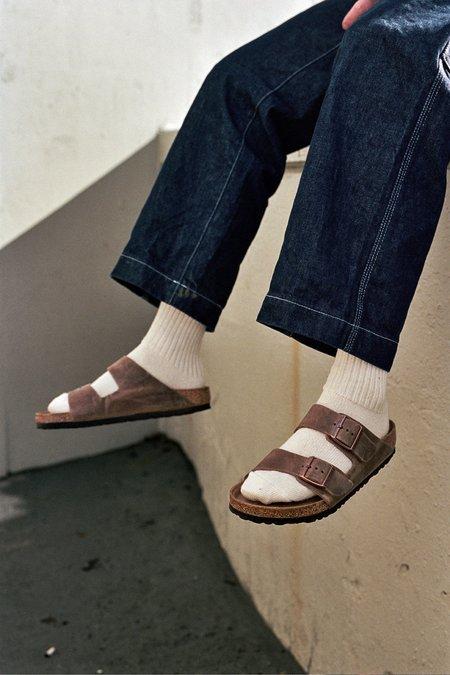 Birkenstock Arizona Soft Footbed Sandal - Oiled Tobacco