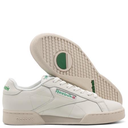 Reebok NPC UK II Sneakers - Chalk/Green