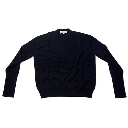 Studio Nicholson Iwasa Knit Pullover - Dark Navy
