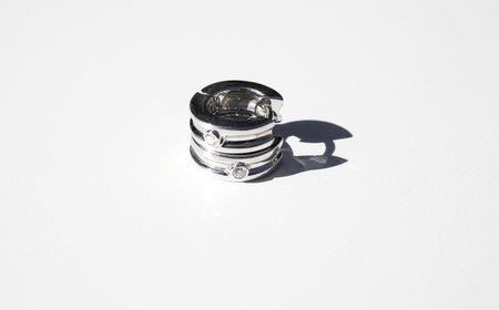 Kindred Black Grimké Earrings - White Gold