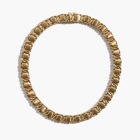 Kindred Black Hemessen Necklace - Gold
