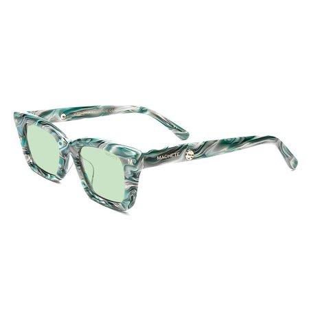 Machete Ruby Sunglasses - Stromanthe