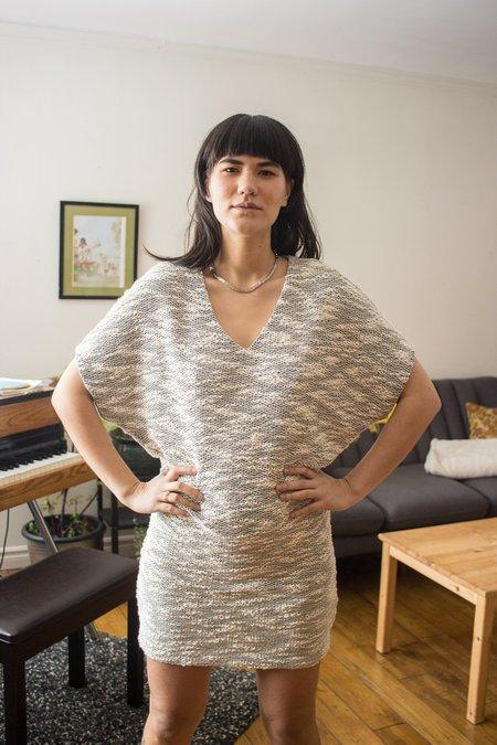 Valerie Dumaine Pembroke Dress - Black/Ivory