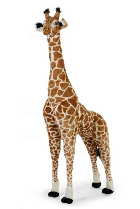 kids CuddleCo Standing 180 cm Giraffe Stuffed Animal