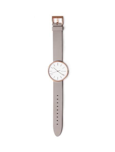 Uniform Wares M40 Calendar Watch PVD Rose Gold