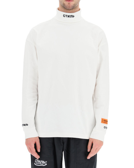 Heron Preston CTNMB Cotton T-shirt - white