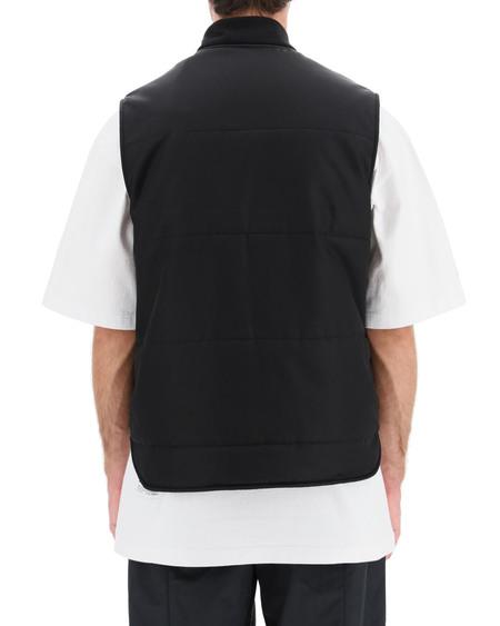 Heron Preston Padded pockets Vest - Black
