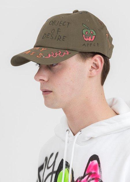 Guernika Paint Cap - Khaki