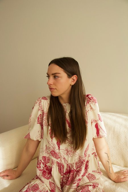2NDDAY DOMINGO Dress - Floral Print