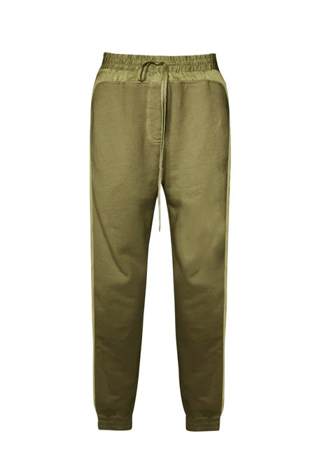 KES Terry Wave Pants - Military