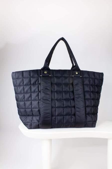 Clare V. Giant Tropezienne Bag - Black