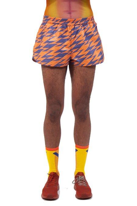 Walter Van Beirendonck Sport Shorts - ZigZag
