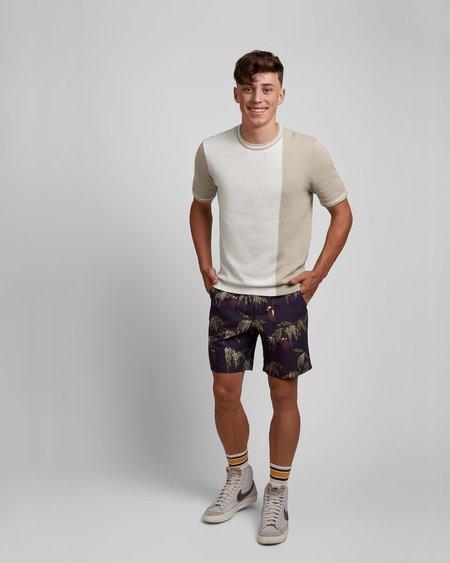 Poplin & Co. Shorts - Monkey Trouble Print