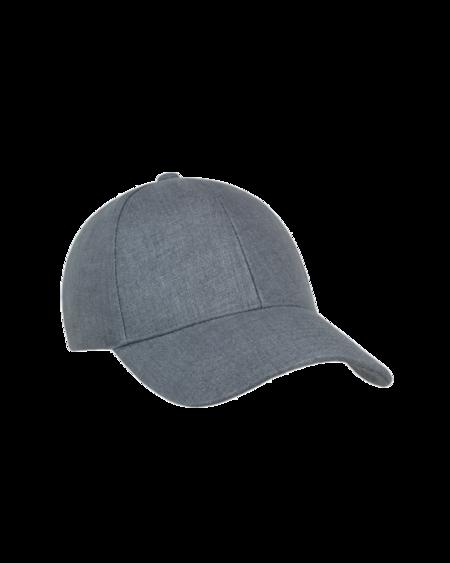 Varsity Headwear Cliff Linen hat - Grey