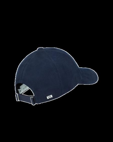 Varsity Headwear Alcantara hat - Space Blue