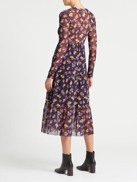 Baum und Pferdgarten Jocelina Dress - Paris Flower Purple
