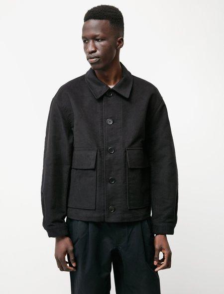 James Coward Moleskin Replica Jacket - Black