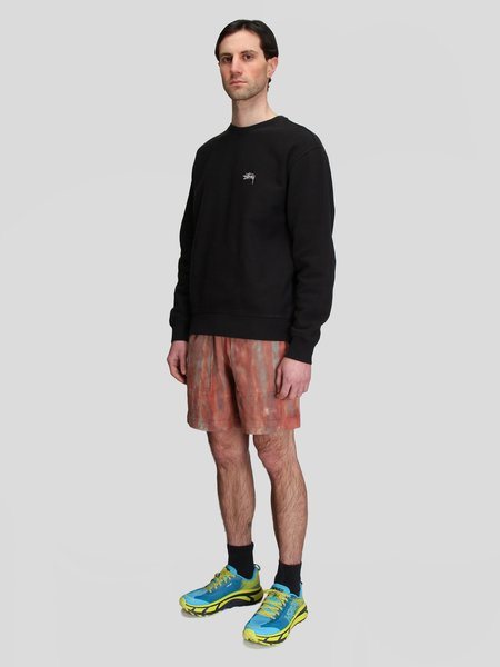 Stussy Dyed Easy Short - Rust