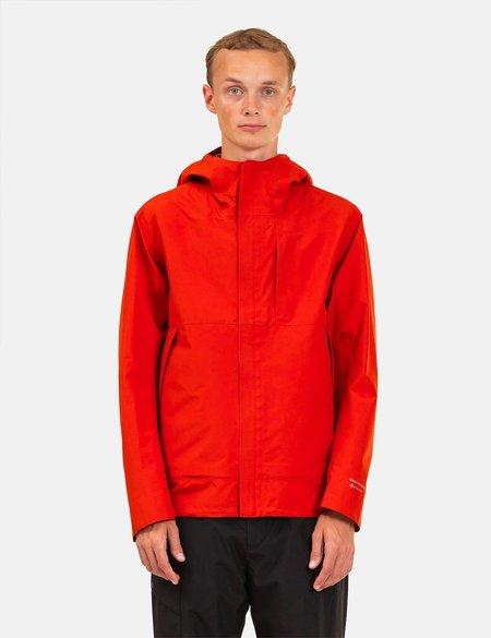 Norse Projects Fyn Shell Gore Tex 3.0 jacket - Orange