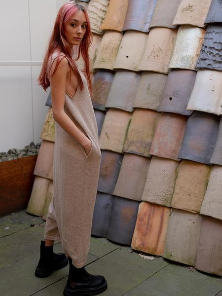 Lauren Manoogian New Playa Suit - Ecru Melange