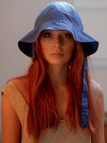 Unisex Maar Hats Uda Hat - Royal