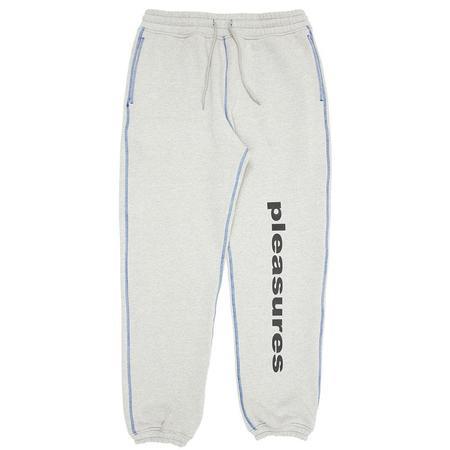 PLEASURES Collapse Sweatpants - Grey