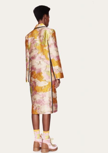 Stine Goya Tommy Coat - Distortion