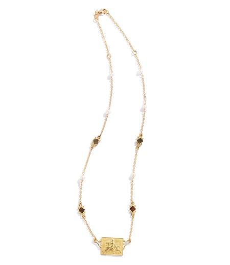 Renato Cipullo Gem Grifone Necklace - 18k yellow gold