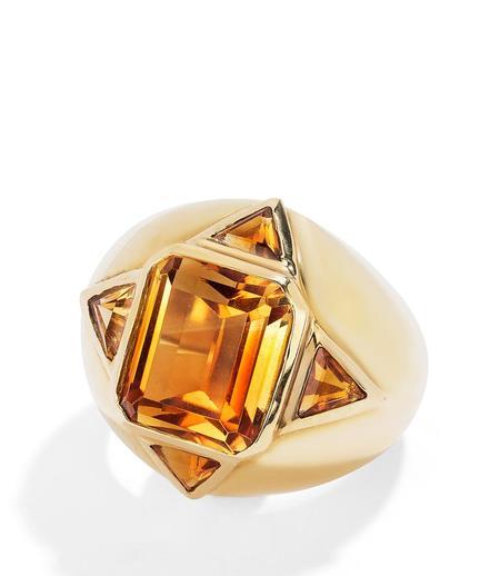 Renato Cipullo stella Ring - 18k yellow gold