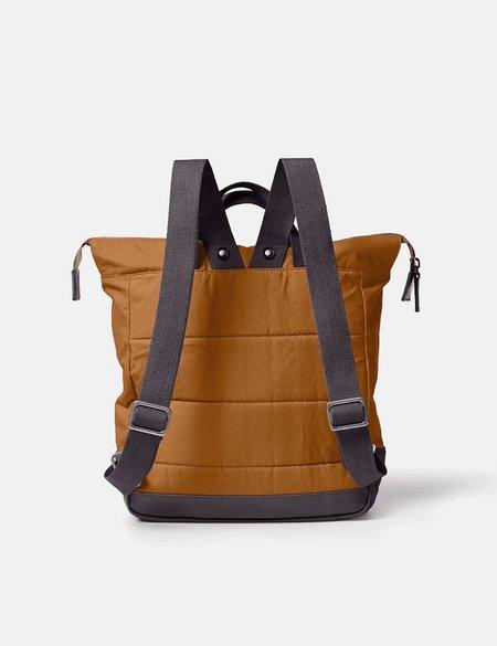 Ally Capellino Frances Hybrid Waxy Rucksack bag - Brown