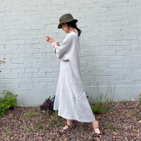 APRIL MEETS OCTOBER Dress - Light Sage