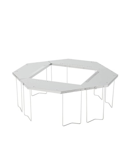 Snow Peak Jikaro Firering Table