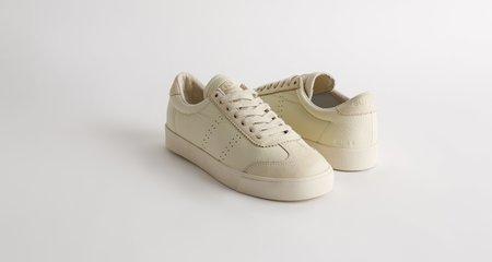 Superga 2843 Club S Cap Sneaker - Tumbled Butter