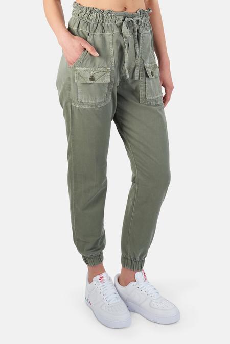 NSF Beaudry Jogger Pants - Sage