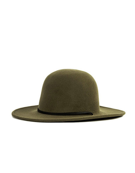 Brixton Tiller Hat Olive Black