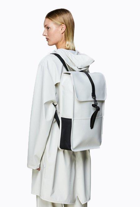 Rains Backpack - Off White