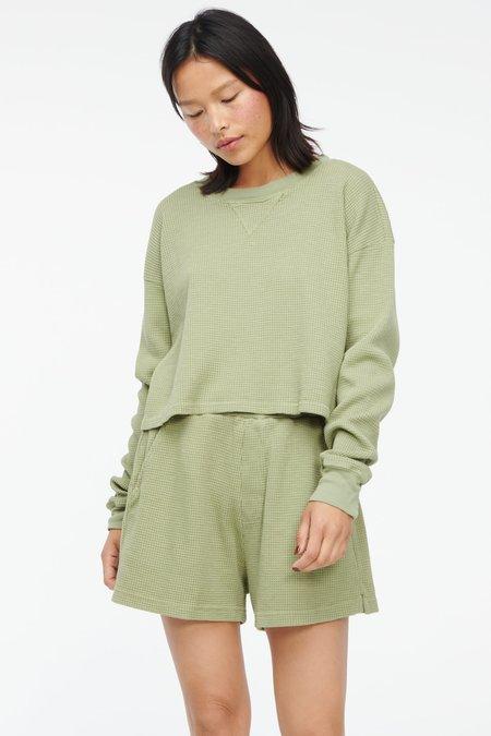 Lacausa Dakota Shorts - Aloe