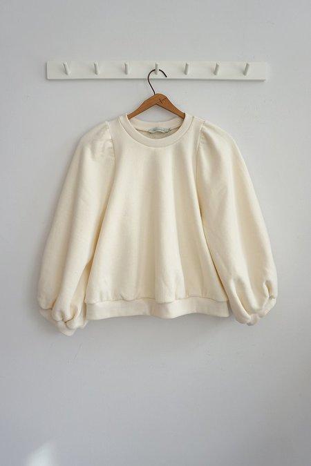 Ursa Minor Flora Sweatshirt - Cloud