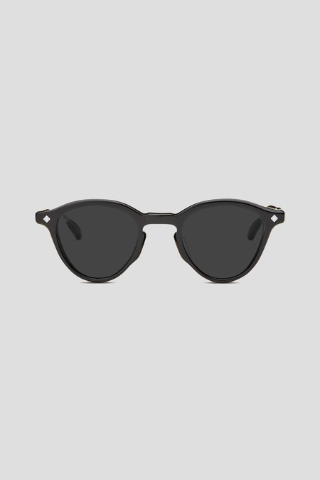 Lunetterie Générale Dolce Vita Sunglasses  - Black&Smoke/Grey