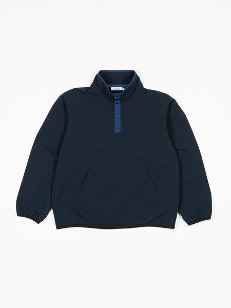 Nanamica ALPHADRY® Pullover Jacket - Dark Navy