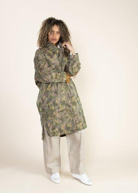 OOFWear Yarn Dye Rain Jacket - Camo