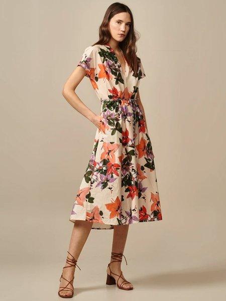 Bellerose Acrylic Dress - Floral print