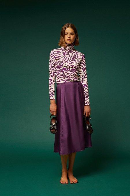 Soeur Maya Skirt - Purple