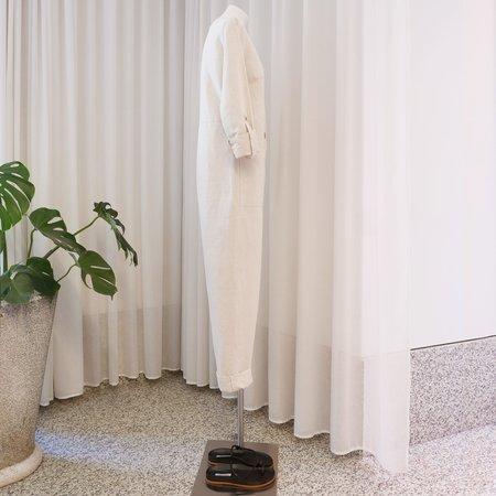 On Atlas Linen Jumpsuit - Natural